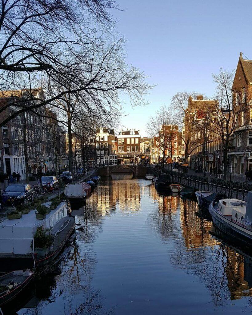 Canals cruise Amsterdam