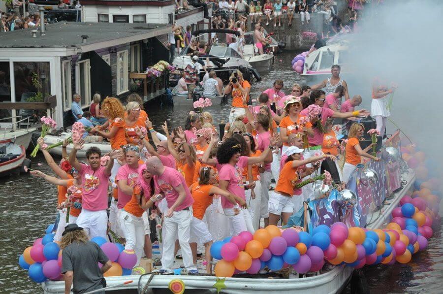 gaypride amsterdam image