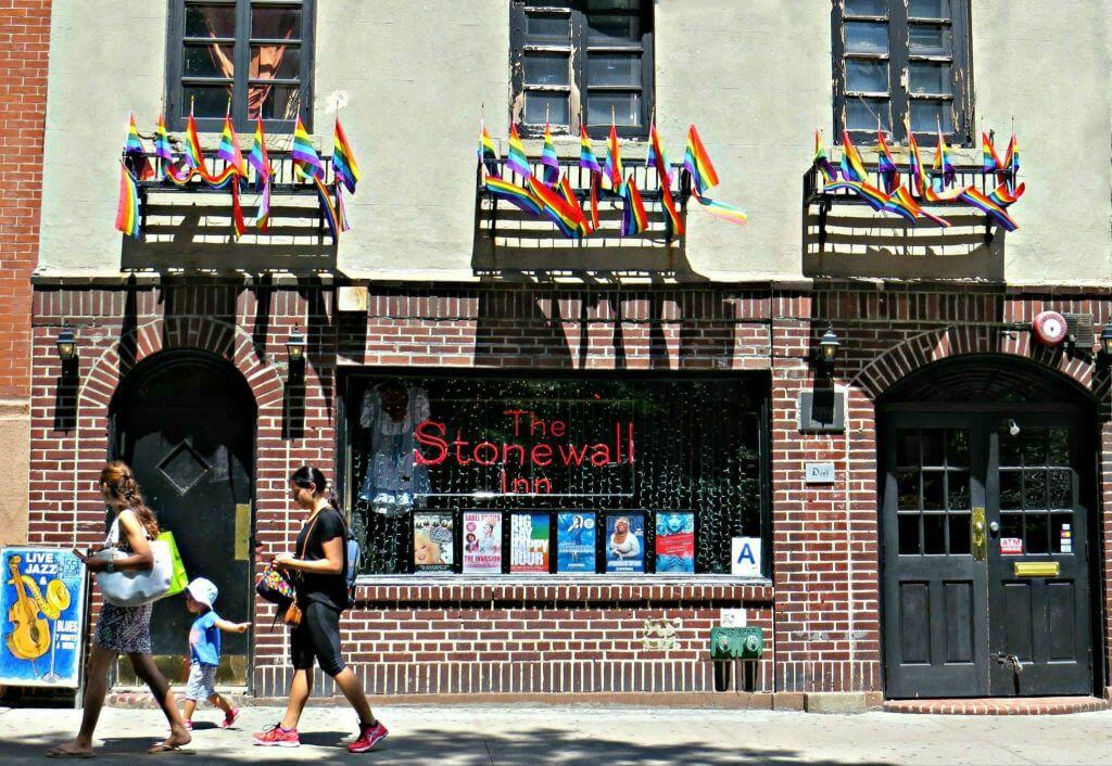 The Stonewall Inn, New York