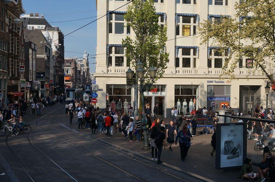 Leidse square - Leidseplein Leidsestraat