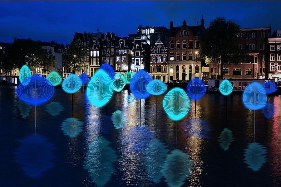 Light Festival 2020.Amsterdam Light Festival 2019 2020 Book Discounted Cruises