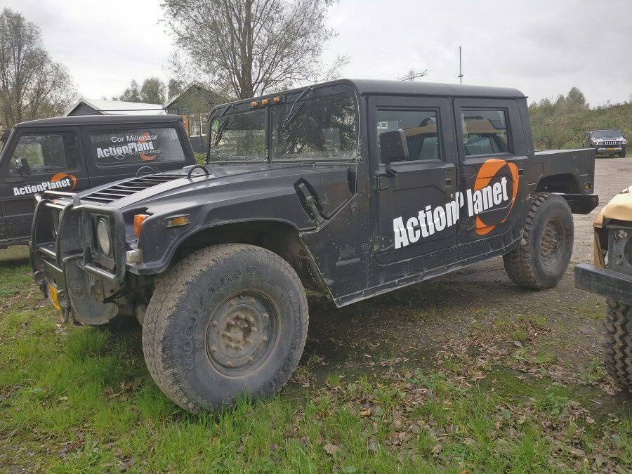 ActionPlanet Hummer H1 4wd offroad driving
