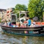 Kinboat Canal Cruises Amsterdam