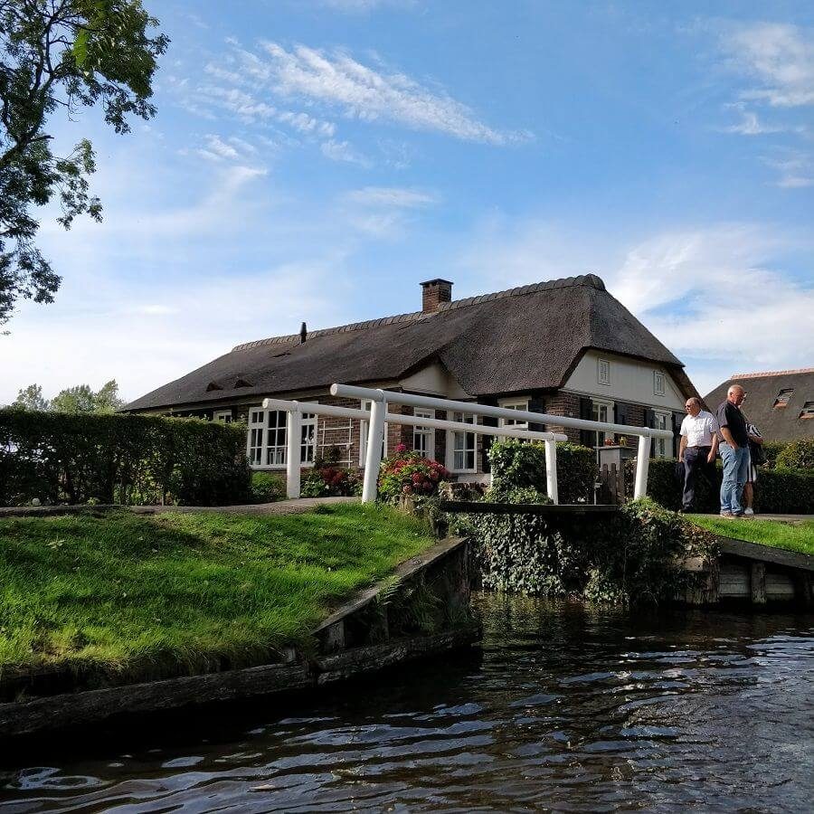 giethoorn farmhouse