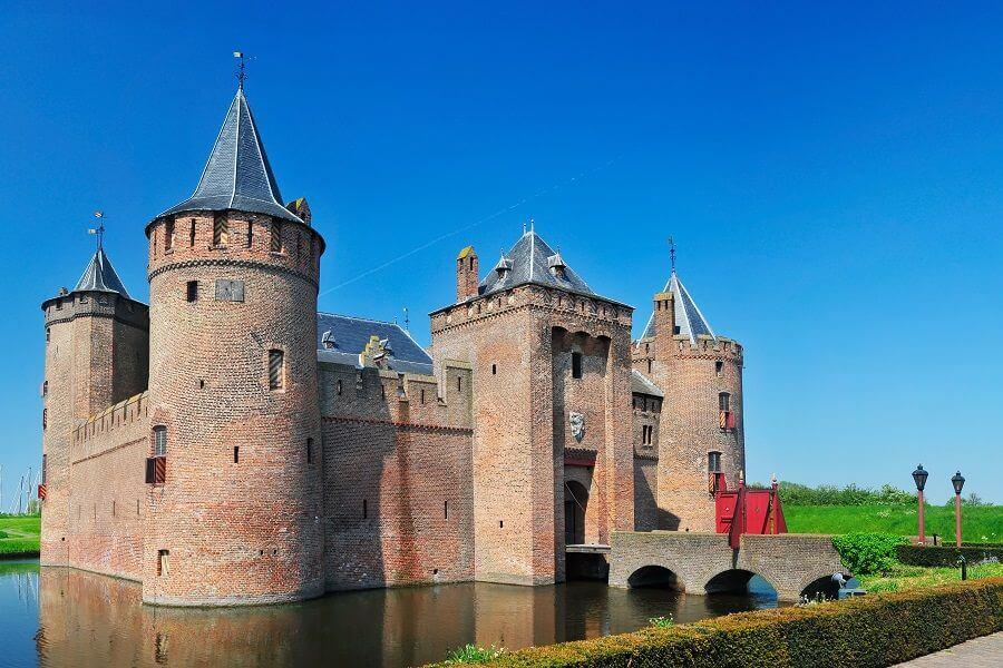 Muiderslot Amsterdam Castle - Muiden