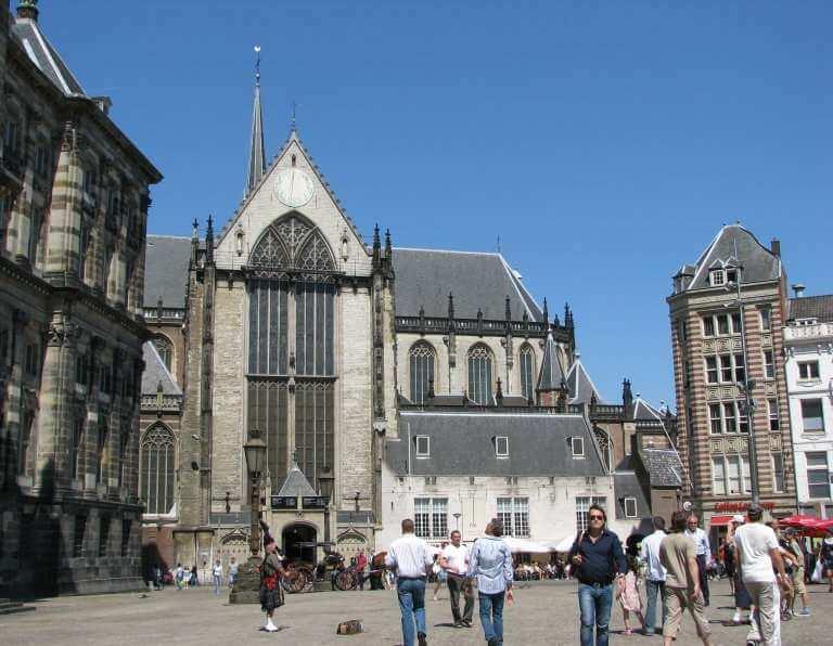 New Church Nieuwe Kerk Amsterdam