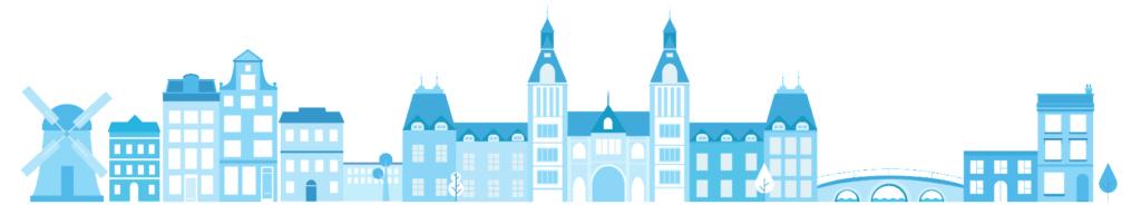 ViaVan Amsterdam houses