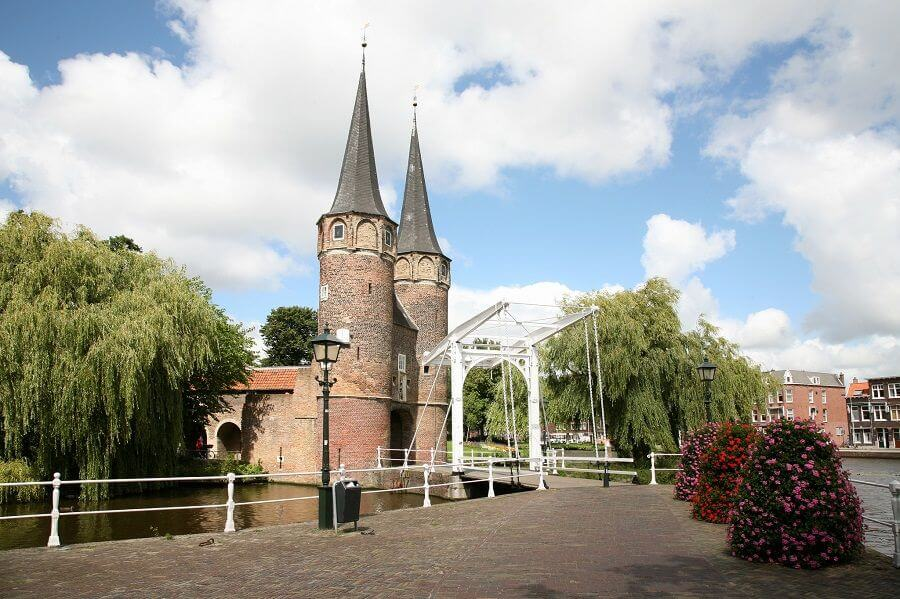 eastern gate Delft
