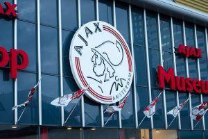 Logo of Ajax - Amsterdam ArenA