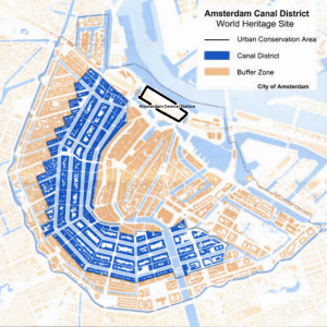 Amsterdam Canal Belt - Unesco World Heritage