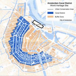 Amsterdam Canal Belt - Unesco World Heritage