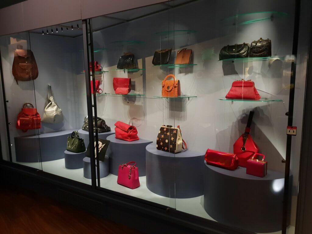Bags at the Tassenmuseum Amsterdam