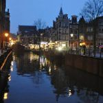 Canal cruises in Amsterdam
