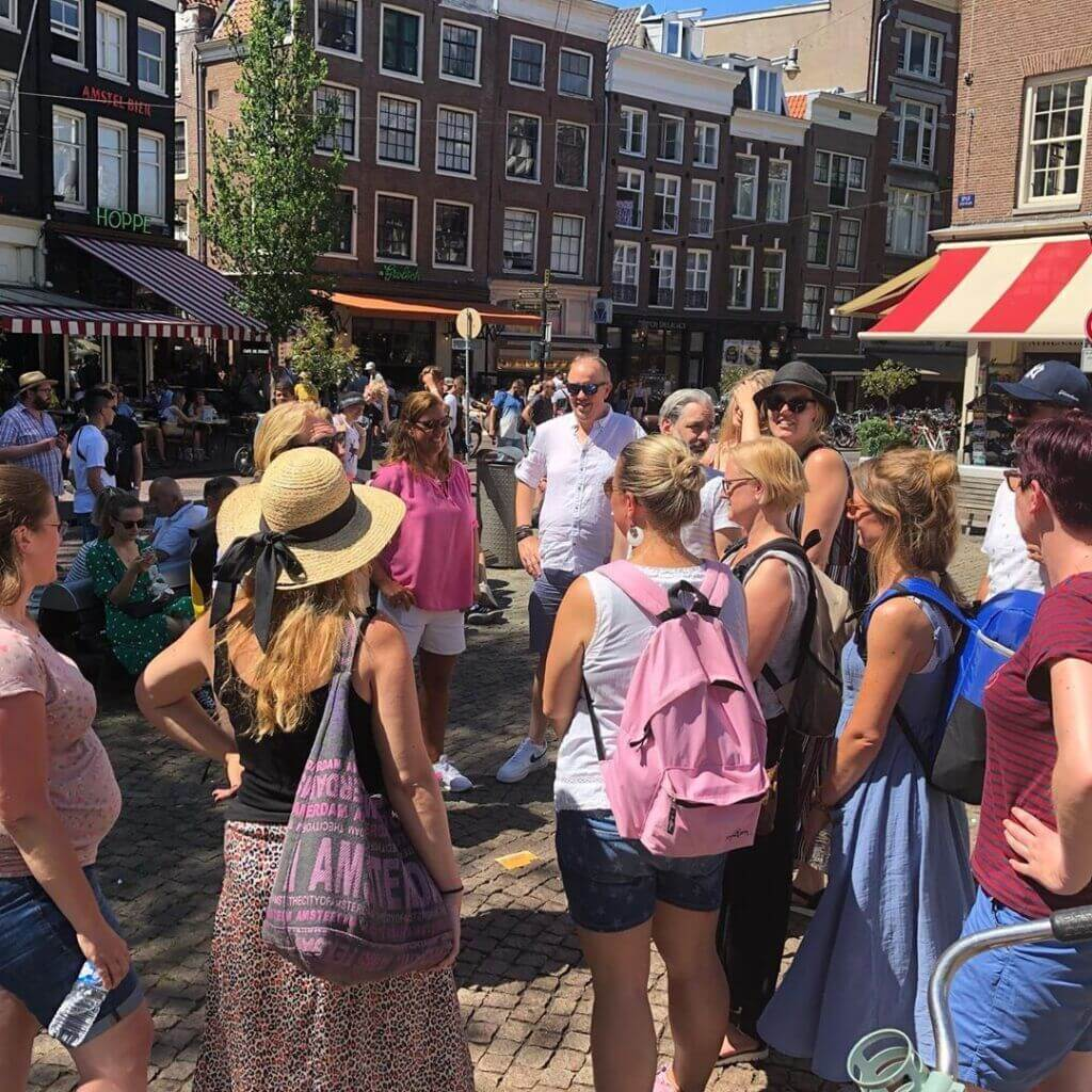 group activities in Amsterdam
