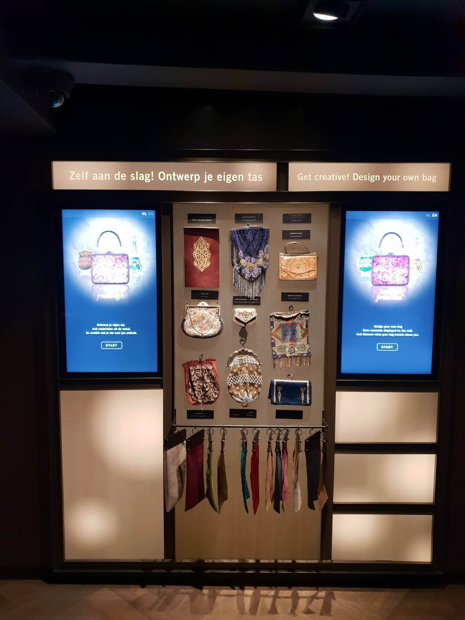Design Your Own Bag at Tassenmuseum