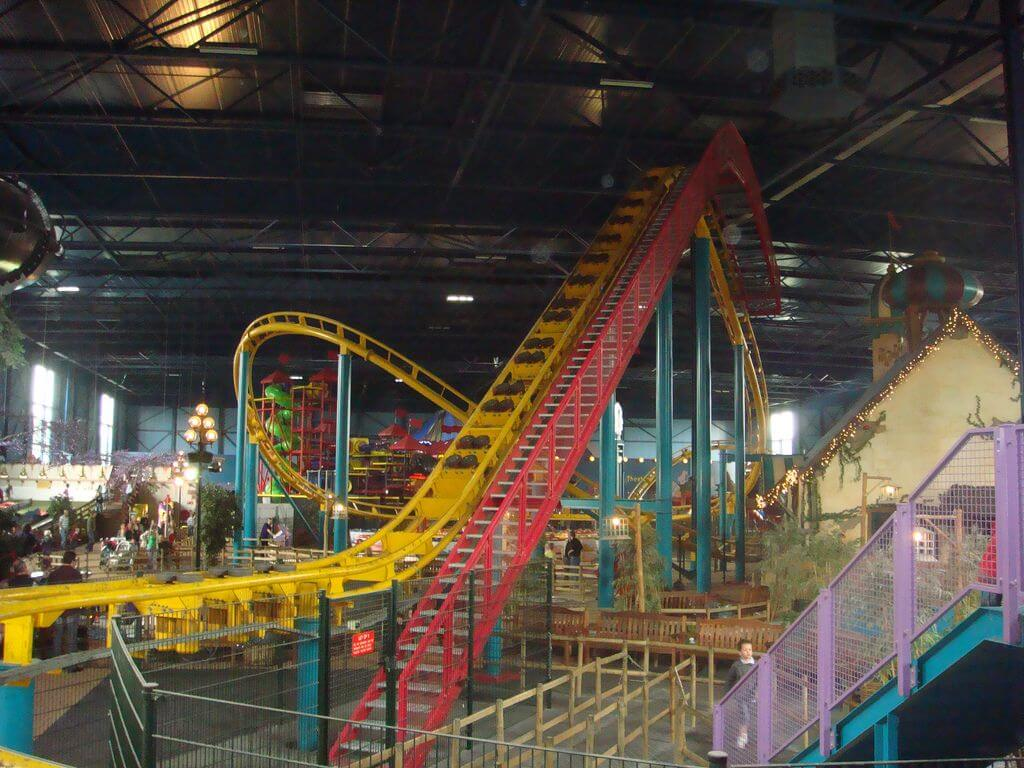 Duinrell Indoor Attraction