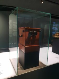 Eye Film Museum Vintage Camera