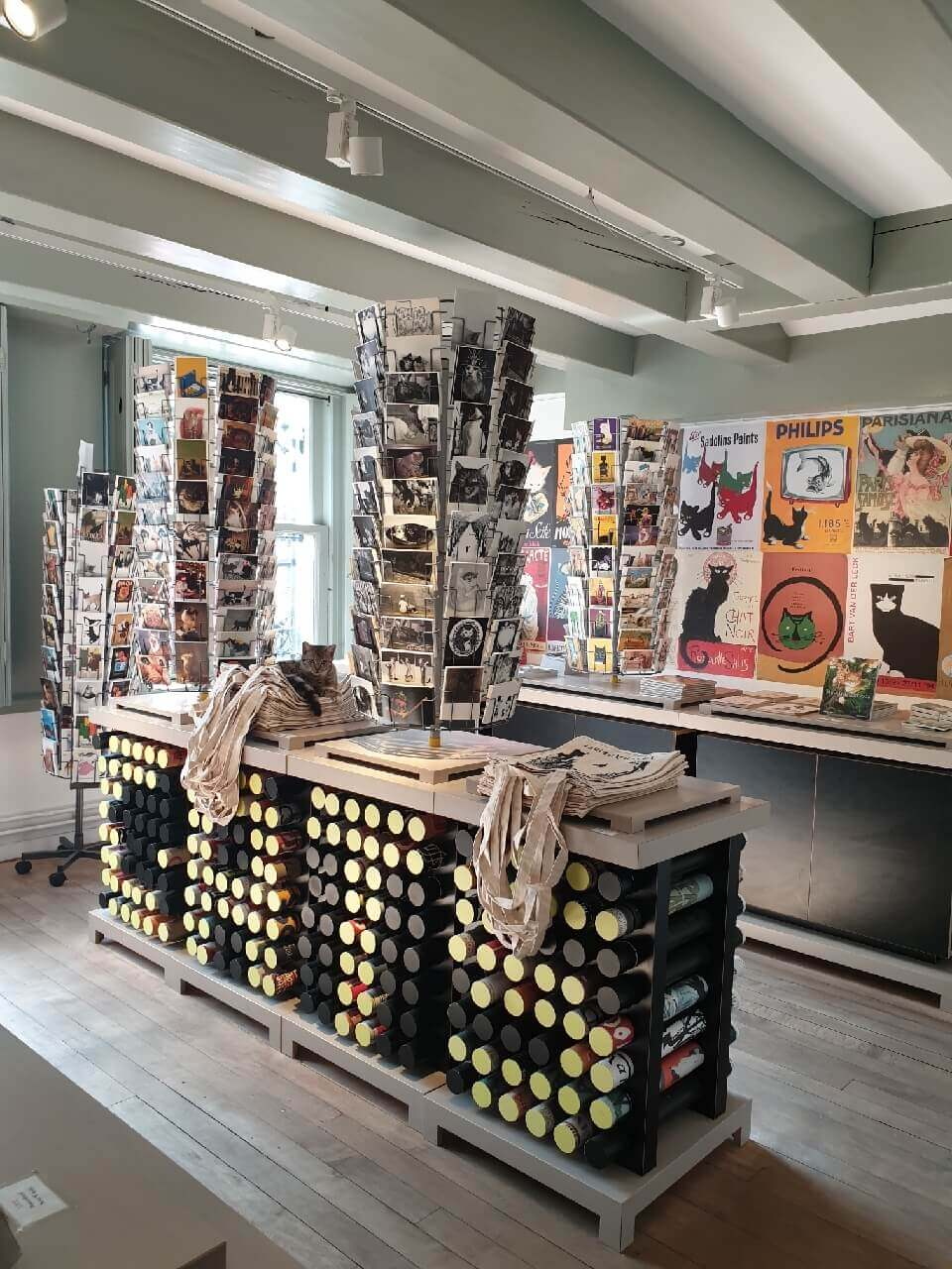 Het Kattenkabinet Amsterdam Souvenir shop