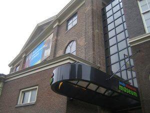 Building Joods Historical Museum
