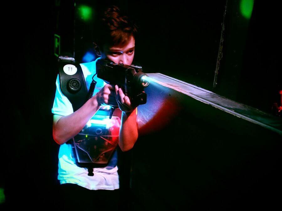 Powerzone laser tag amsterdam