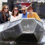 Louer un bateau à Amsterdam