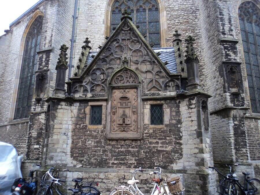 de grote kerk Alkmaar