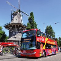 Tour Hop On Hop Off bus & bateau
