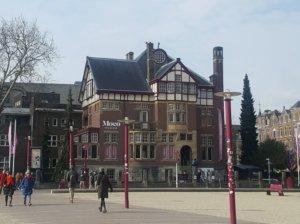moco museum banksy amsterdam