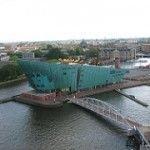 Le musée Nemo Amsterdam