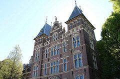 tropenmuseum - building