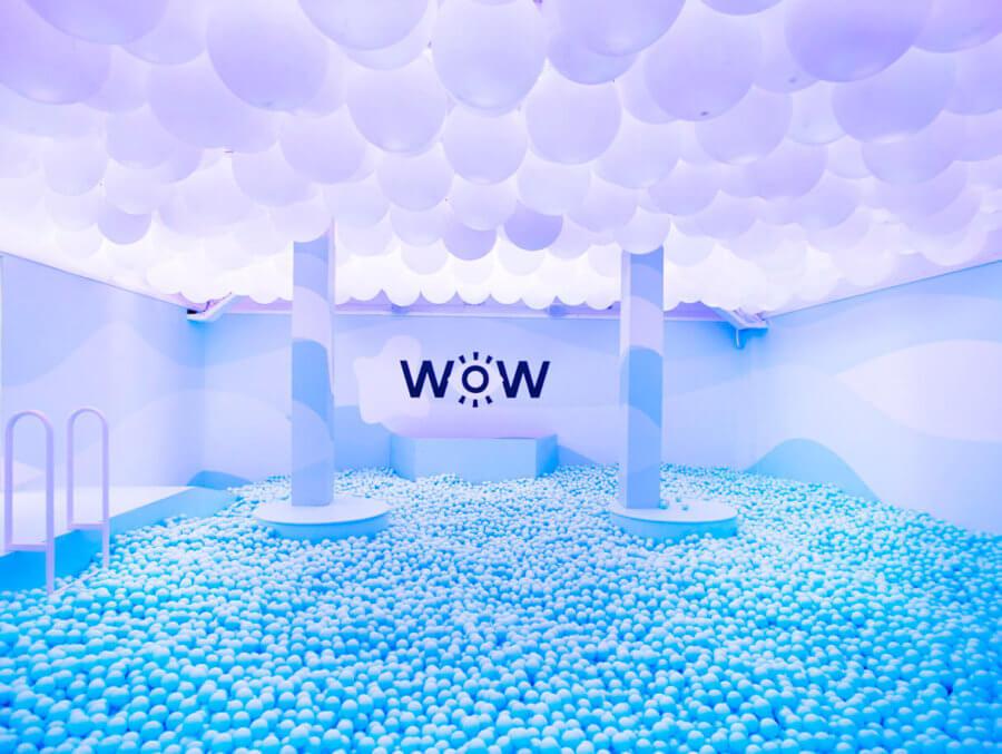 WONDR Experience Pop-up Museum Amsterdam