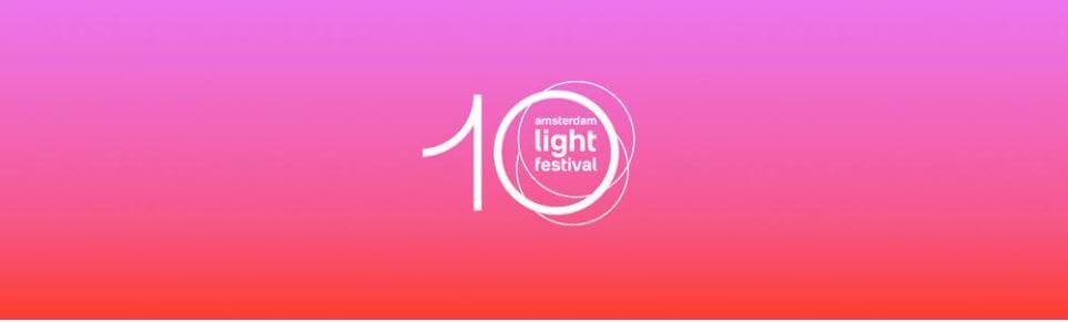 10th edition of Amsterdam Light Festival