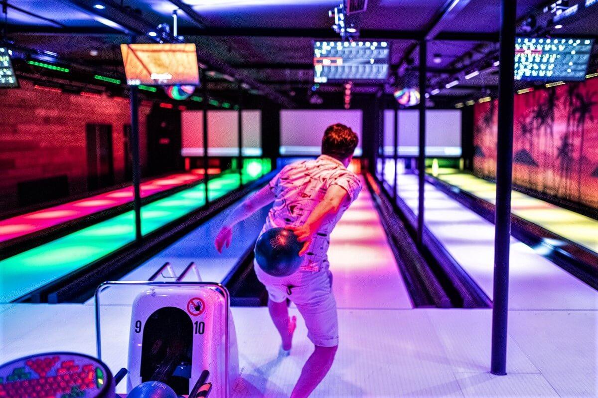 Aloha bowling Amsterdam